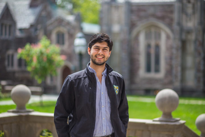 Arjun Potter Headshot